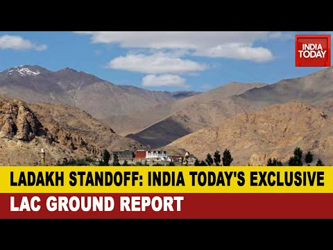 LAC Ground Report: India Today At China Border, First Team Near Standoff | India Today Exclusive
