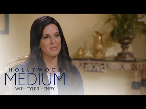 Patti Stanger Finally Learns About Her Biological Mother  Hollywood Medium with Tyler Henry  E!