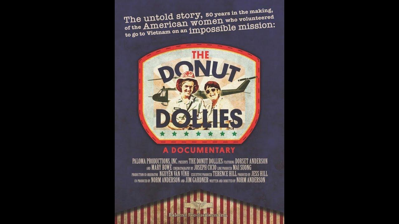 Donut Dollies in Vietnam