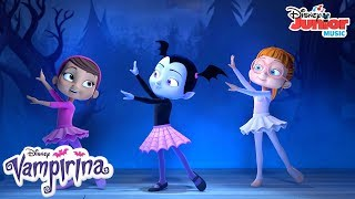 A Great Ballerina | Music Video | Vampirina | Disney Junior