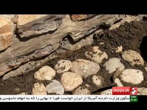 Iran Borujerd county, Qale Hatam historical bridge پل تاريخي قلعه حاتم شهرستان بروجرد ايران