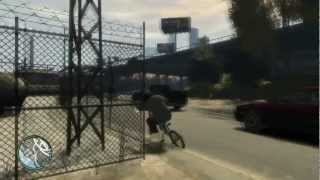 (GTA 4) How To Find A BMX Bike (modified)