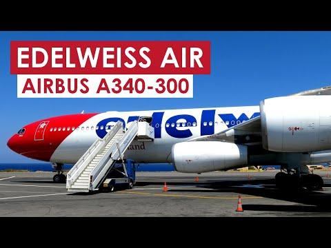 [Flight Report] EDELWEISS AIR | Heraklion ✈ Zurich | Airbus A340-300 | Business