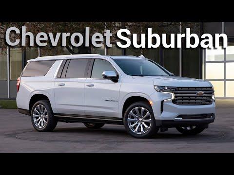Chevrolet Suburban 2021 - Nuevamente Es La Rival A Vencer   Autocosmos