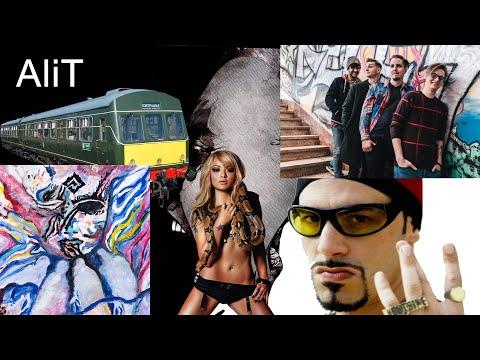 ALI T IN DA HOUSE! | AliT - Festett árnyak (2020)