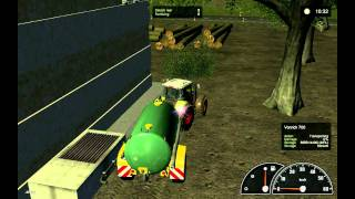 Lets Play Agricultural Simulator 2011 -Biogas Add on -  Ep 003