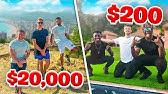 SIDEMEN $20,000 VS $200 HOLIDAY (EUROPE EDITION)