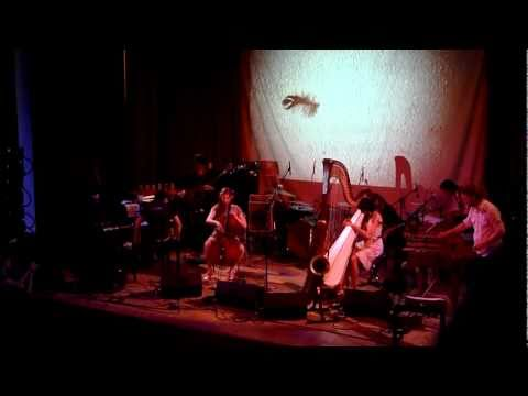 Esmerine w/ Patrick Watson - Snow Day for Lhasa live @ Ukrainian Federation, Montreal June 4 2011