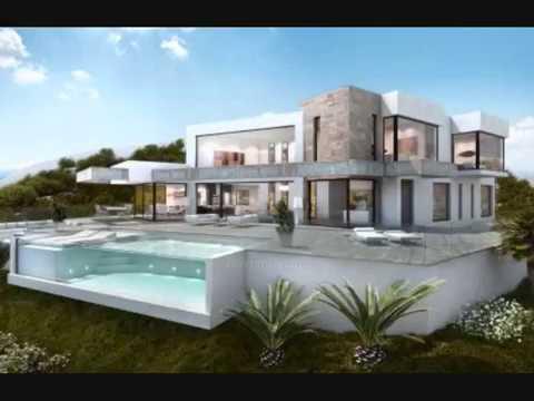 1 350 000 euros gagner en soleil espagne villa moderne. Black Bedroom Furniture Sets. Home Design Ideas
