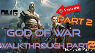 God of War Walkthrough part 2
