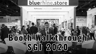 SGI Dubai 2020 Booth Walkthrough