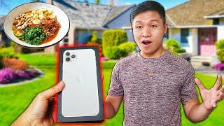 Giả Vờ Hư ĐIỆN THOẠI Được VỢ Tặng iPhone 11 Pro Max(Video Tấu Hài)