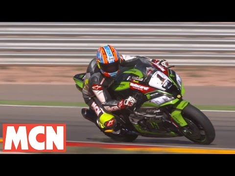 Jonathan Rea's 2016 WSB-winning Kawasaki ZX-10R   First rides   Motorcyclenews