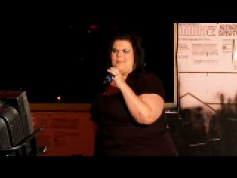 Karaoke at the VFW: Maggie Peace