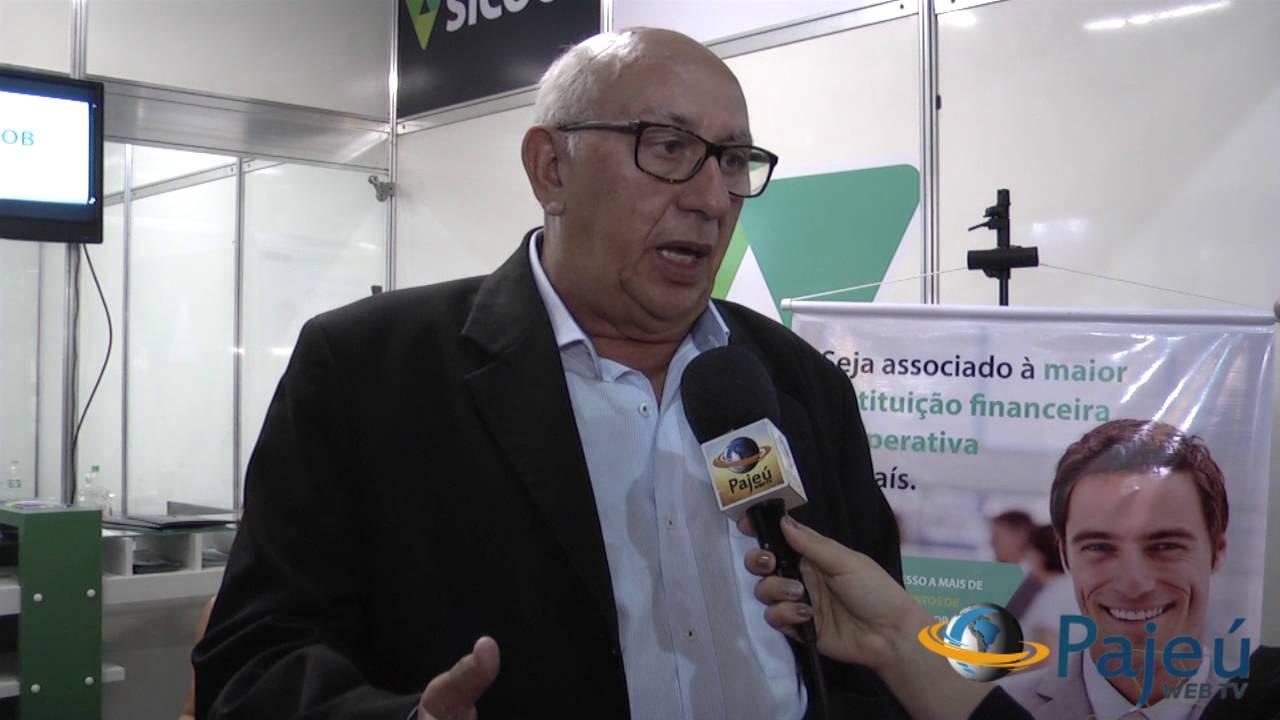 Evaldo Campos - Presidente do SICOOB na 17ª Exposerra - YouTube