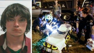 Police: Mardi Gras crash suspect was highly intoxicated