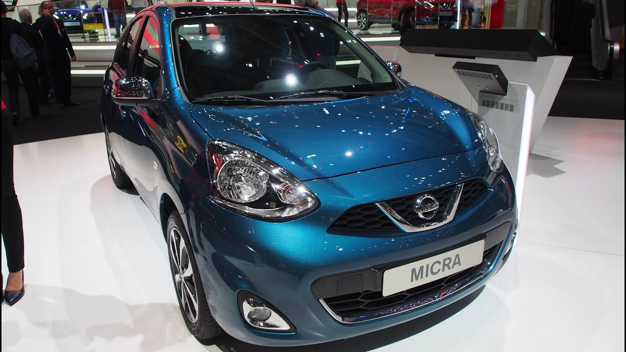 Nissan Micra Pure Drive DIG S 5d