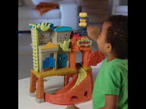 Fisher-Price Imaginext Scooby-Doo Haunted Ghost Town | Toys R Us Canada