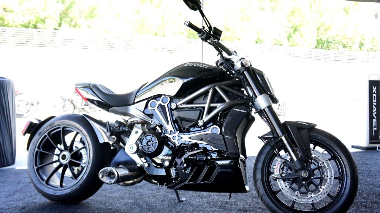 Ducati Diavel Vs Xdiavel