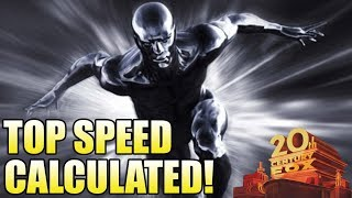 How Fast is the FOX Silver Surfer?
