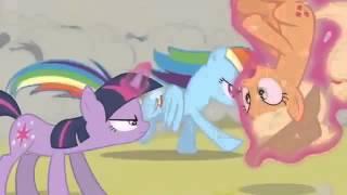 Мультик. Мій Маленький Поні. Бій клонів .