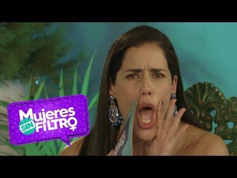 Johana San Miguel y Carlos Carlin revelan su niño interior en un divertido programa