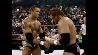 Wwe ppv royal rumble 2005 triple h vs randy orton promo