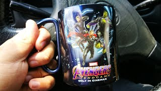 2019 Petron Marvel Avengers End Game - Insulated Tumblers and Carabiner Mugs