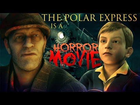 THE POLAR EXPRESS Is A Horror Movie | A Video Essay/Review Mp3