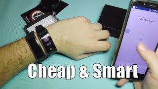 Heyband T20 Smart Braclet