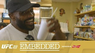 UFC 213 Embedded: Vlog Series - Episode 2