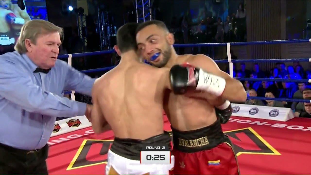 Артем Далакян –  Хосбер Перес / Dalakyan vs. Peres