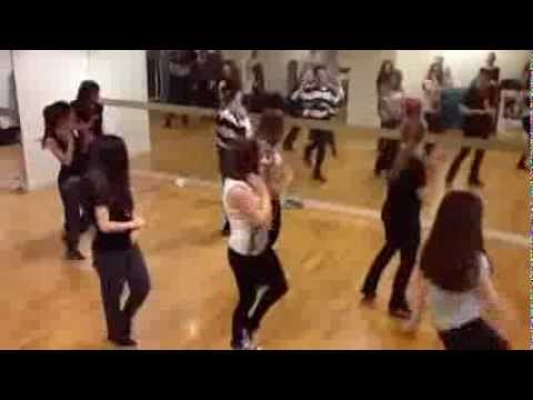 2nd Class of Partition (UAL JAZZ FUNK HIPHOP SOCIETY)