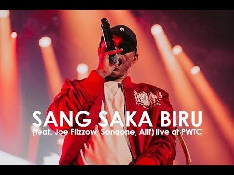 The Last Altimet Show   Sang Saka Biru feat  Joe Flizzow, Sonaone, Alif