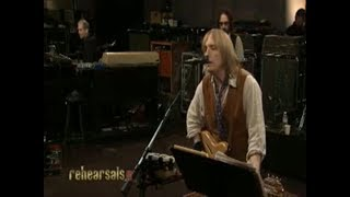 Скачать Tom Petty Saving Grace Live Rehersal 2006