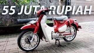 Download Video MOTOR BEBEK PALING MAHAL DI INDONESIA - Honda Supercub c125 #284 MP3 3GP MP4