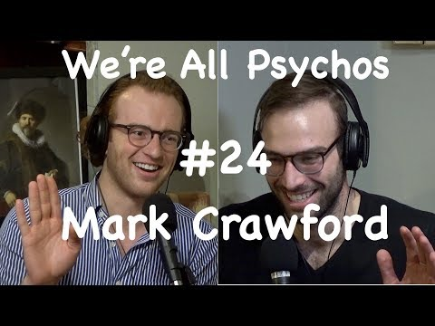 We're All Psychos Podcast #24 - #FYREFEST Attendee Mark Crawford Tells It All