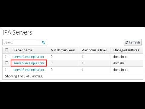IPA Server Configuration RHCE EX300 Exam + Lab Setup