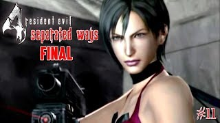 Resident Evil 4: Separated Ways - #11: O Final Quase Hentai