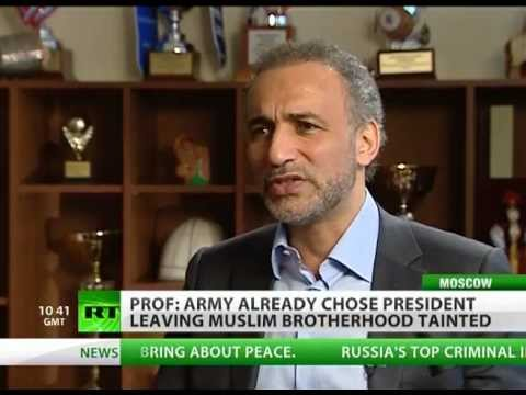 Tariq Ramadan: Naïve to think Arab world toppled govts by protests