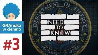 Need To Know PL #3 | Inwigilacja nie tylko w pracy
