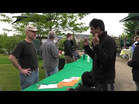 Village of Hoffman Estates Park District presents KIDS to PARKS DAY - May 19, 2018