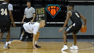 Here are Elijah Weaver's full highlights from the NBPA Top100 camp ...