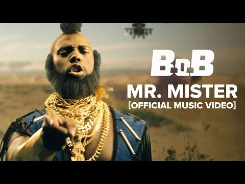 B.o.B - Mr. Mister [Official Music Video]