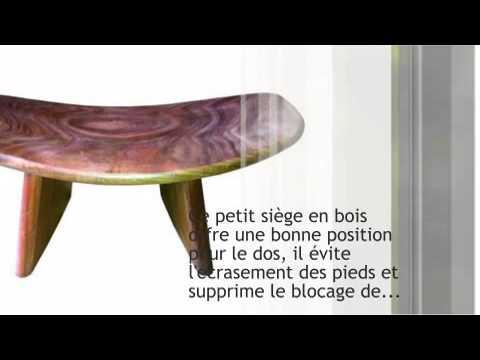 banc de m ditation en bois vivre youtube. Black Bedroom Furniture Sets. Home Design Ideas