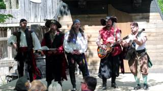 There's a Storm- The Jolly Rogers