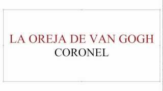 Watch La Oreja De Van Gogh Coronel video
