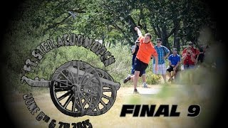 2015 fort steilacoom open mpo final 9 wysocki sexton feldberg wood disc golf