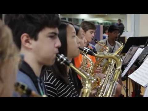 The New Jersey Jazz Academy at Elefante Music