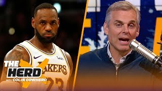 Colin Cowherd & Joy Taylor list the top 20 trending sports personalities of the decade | THE HERD